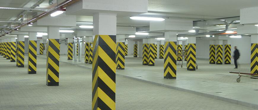 продажа подземного паркинга
