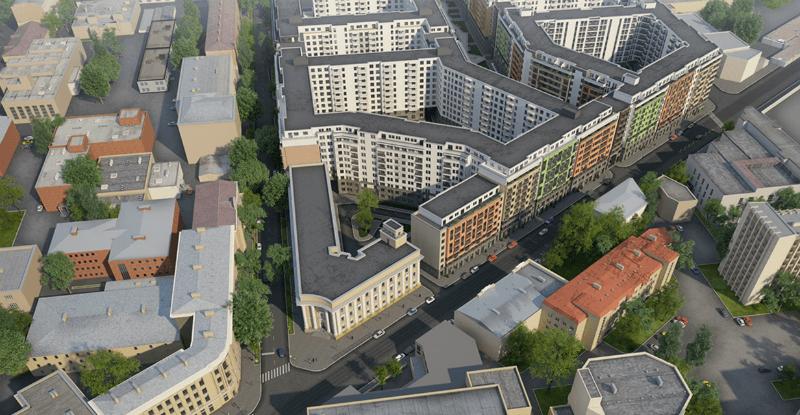 Выбор района при покупке квартиры