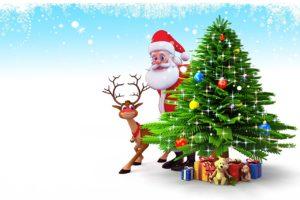 Сердечно поздравляем всех с Новым годом и Рождеством Христовым!