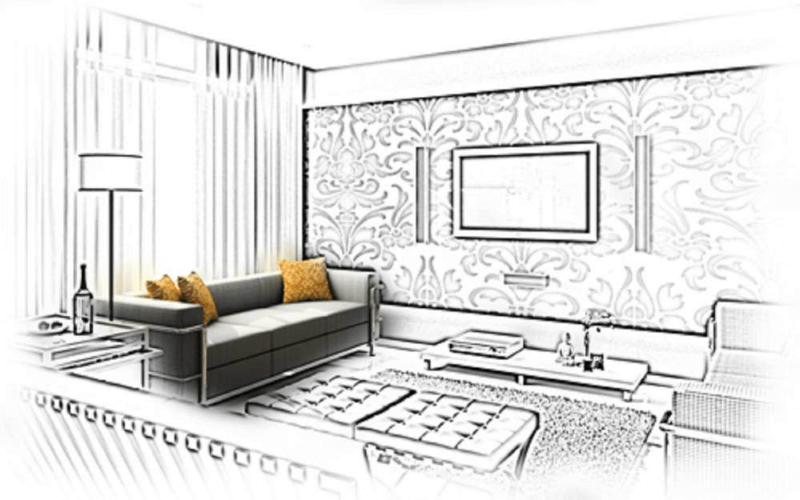 разработка интерьера квартиры