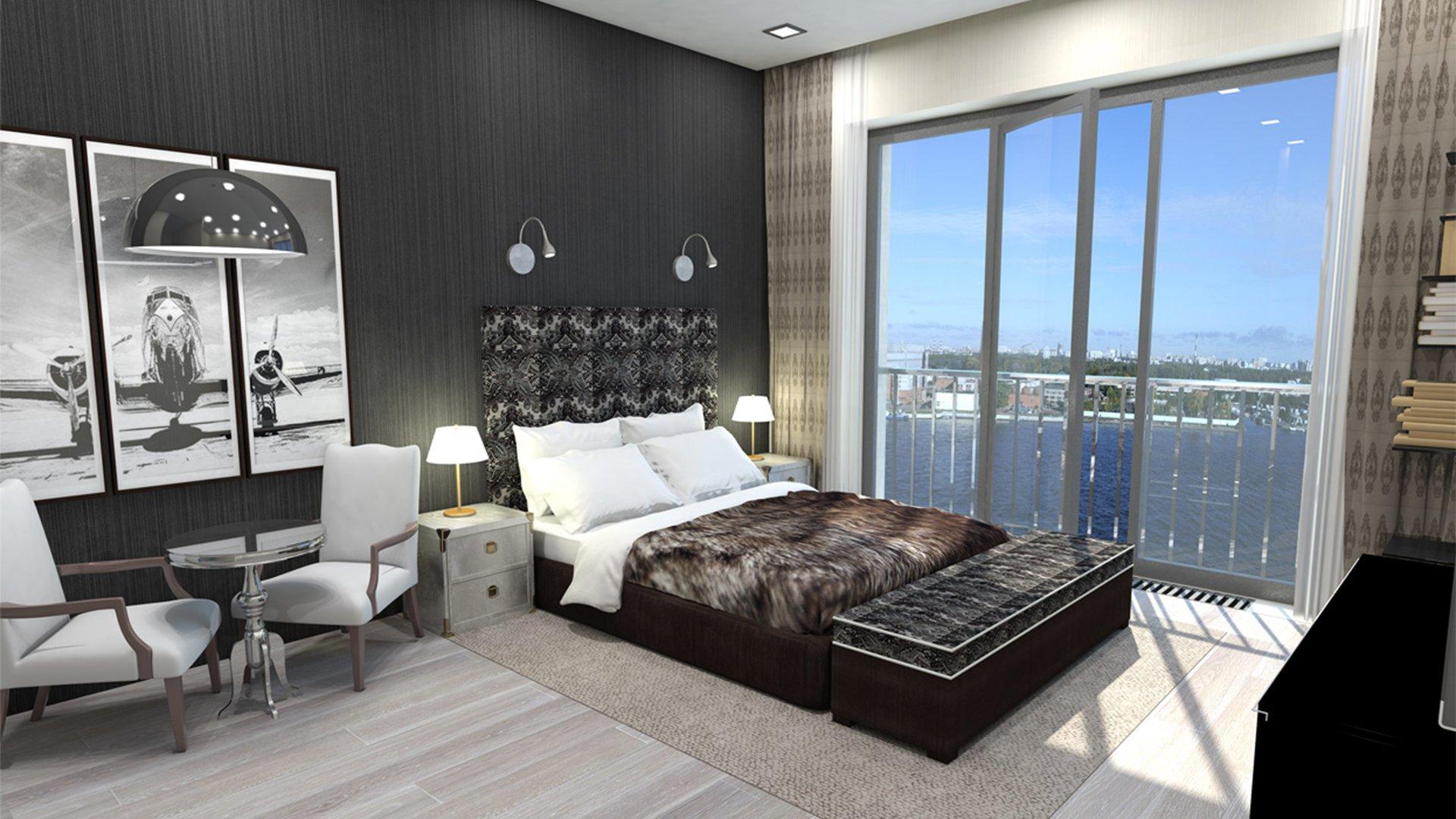 пример дизайна апартаментов