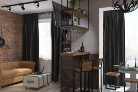 планировка трехкомнатной квартиры дизайн