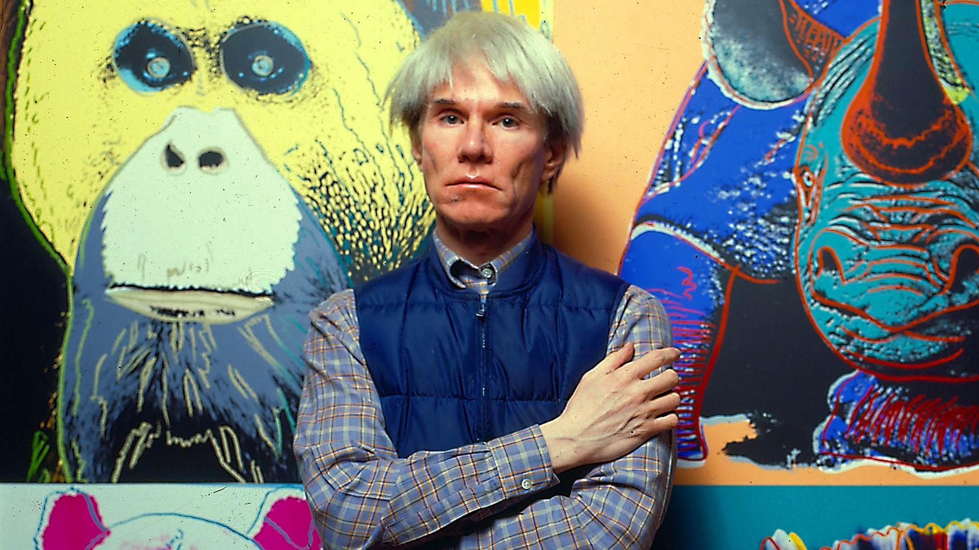 Энди Уорхол — создатель стиля поп-арт