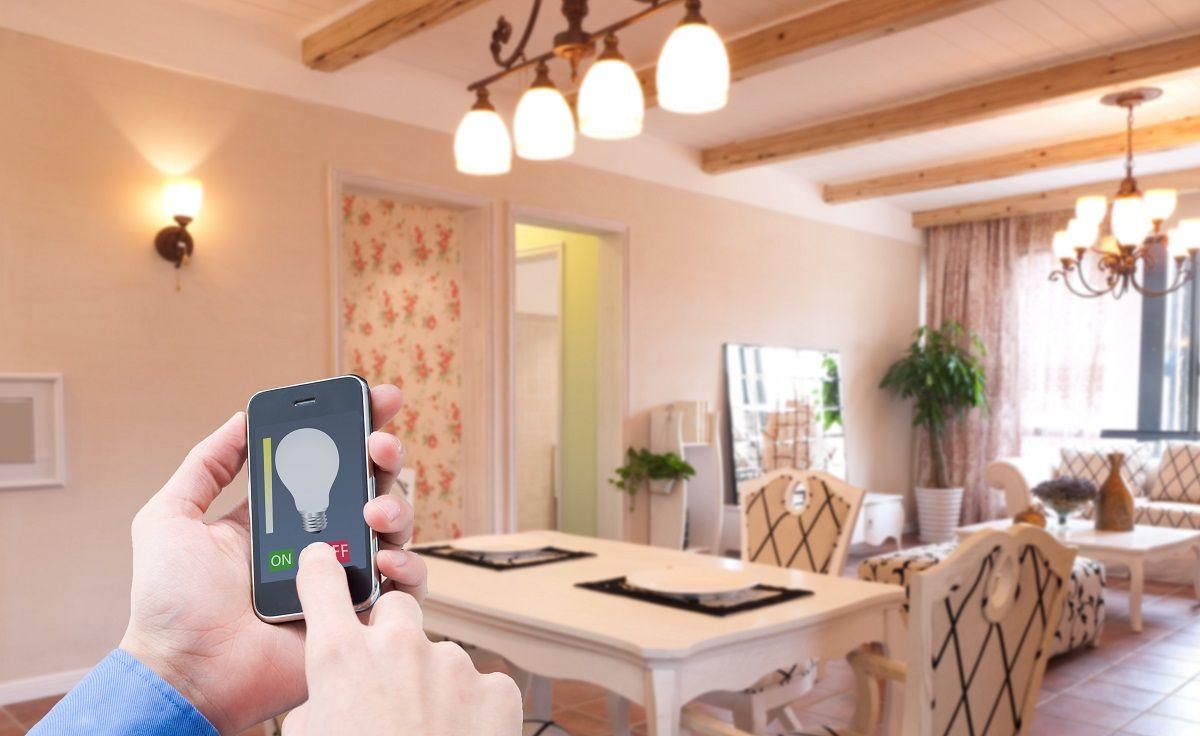 """система """"умный дом"""" для квартиры"""