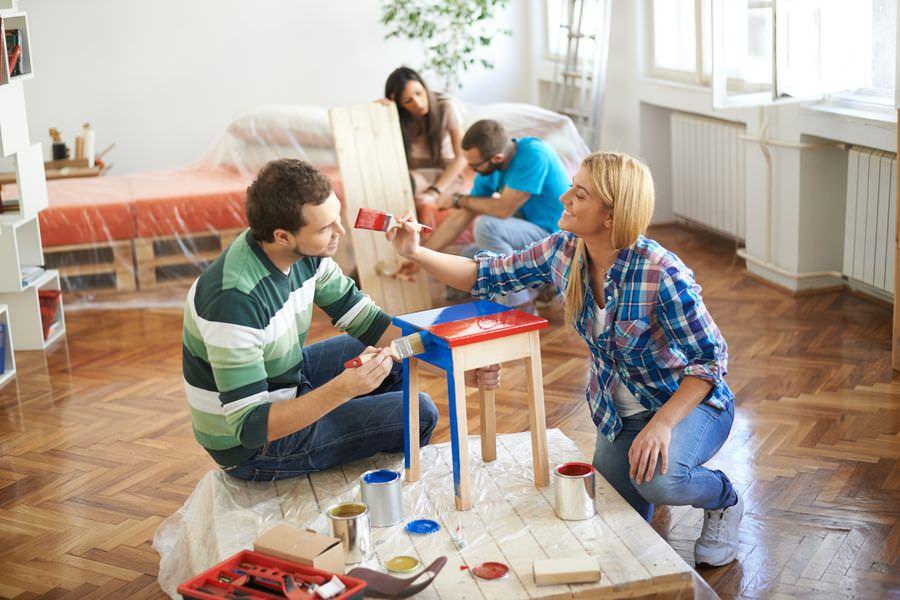 Как сделать ремонт в квартире самостоятельно?