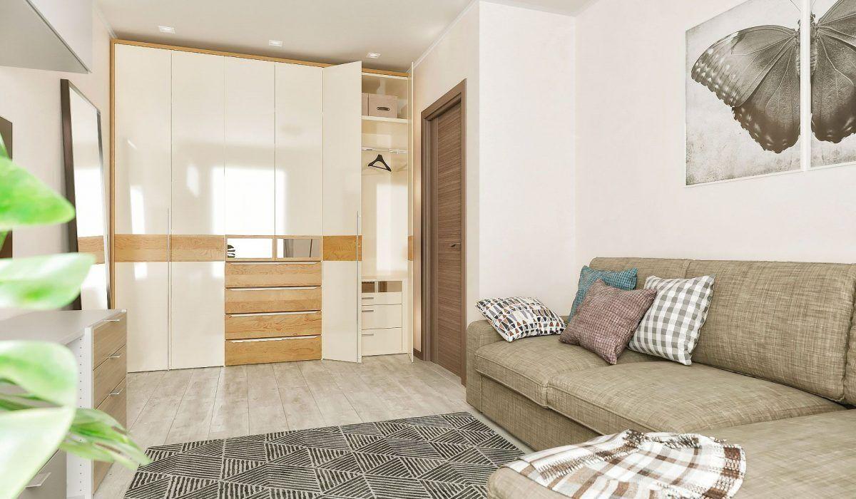 Смарт распределения пространства в квартире