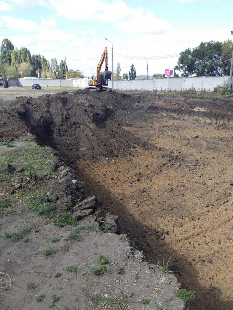 Стадии строительства ЖК Слобожанский квартал 2