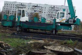 Ход строительства Слобожанский квартал 2
