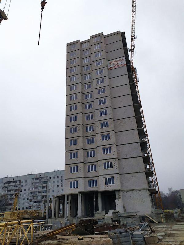 ЖК Слобожанский квартал ход строительства