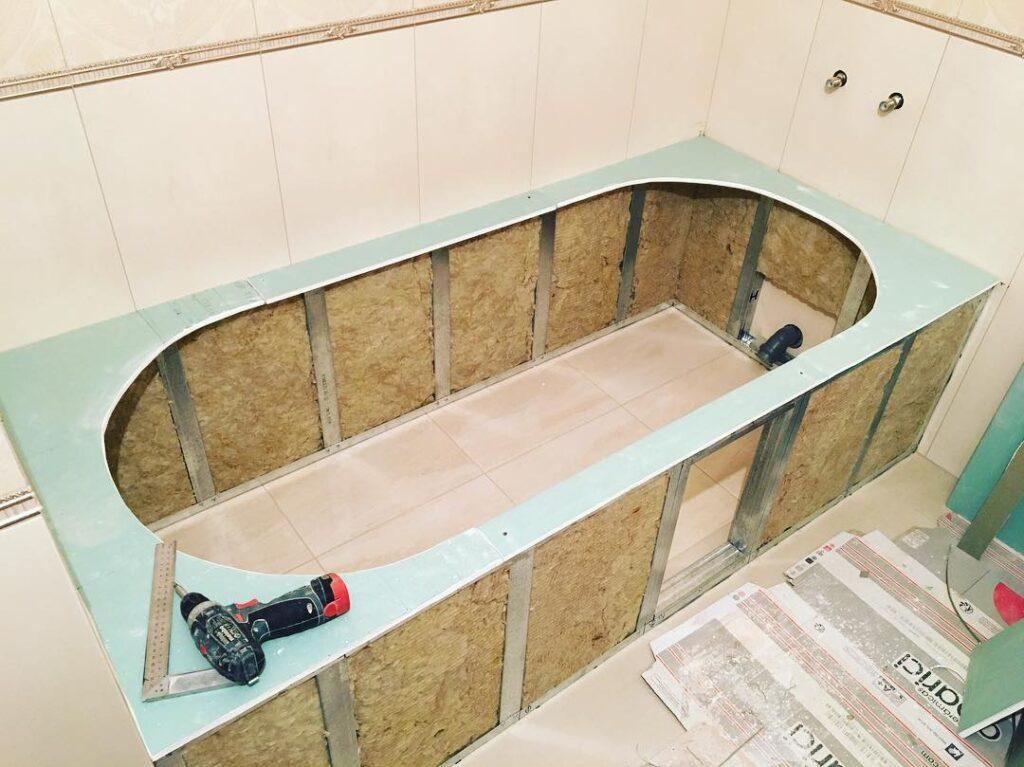 шумоизоляция ванной комнаты в квартире