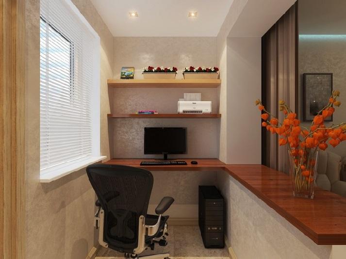 Интерьер однокомнатной квартиры: увеличиваем жилое пространство